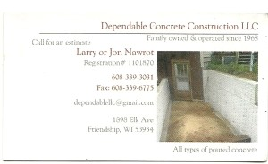 Dependable Concrete