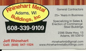 Rhinehart Metal Buildings Inc.