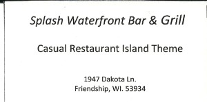 Splash Waterfront Bar & Grill